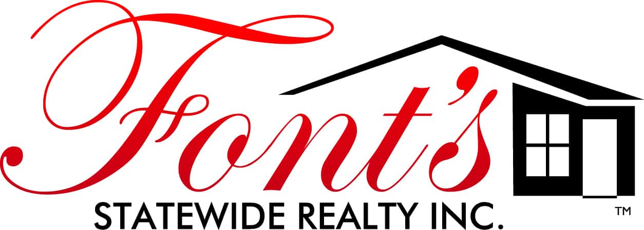 Fonts Statewide Realty Inc. Logo