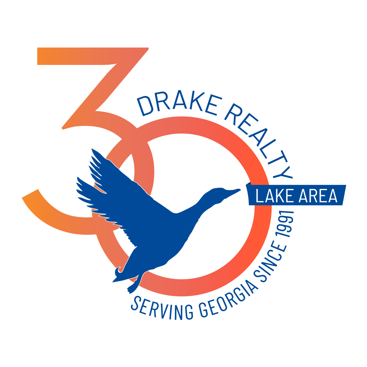Drake Realty Lake Area Logo